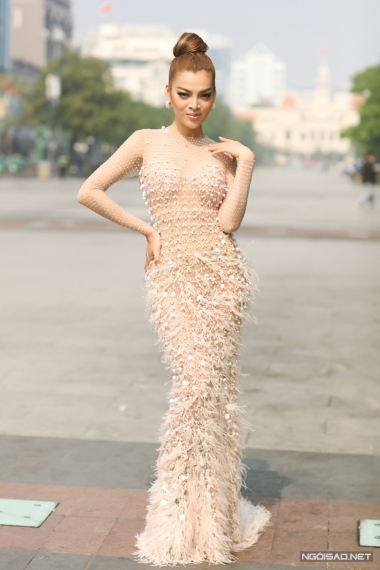 Hoa hậu Trân Đài: