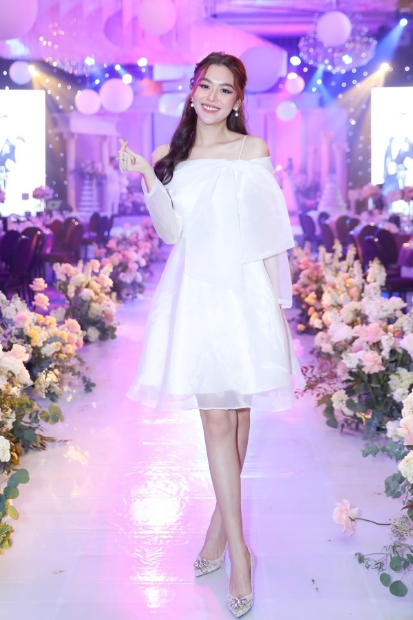 Tường San vừa tổ chức đám cưới vào cuối năm ngoái.