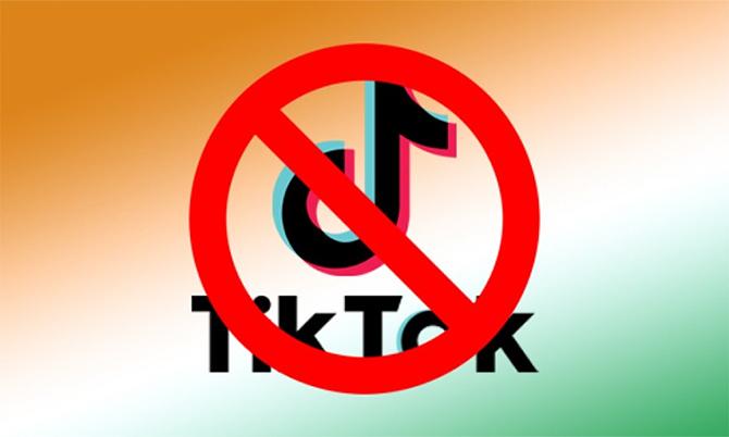 TikTok bị cấm vĩnh viễn tại Ấn Độ.