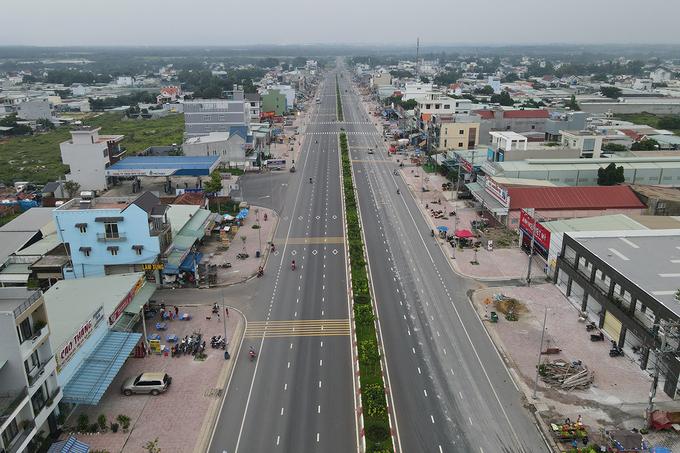 Đầu tư đường kết nối 2 tuyến cao tốc ở Đồng Nai - 2
