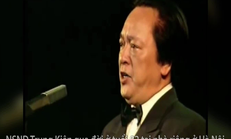 Giọng hát Trung Kiên qua các ca khúc cách mạng