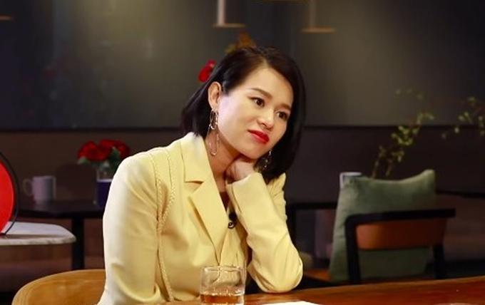 Hạnh Nhi trong show Hẹn với Lỗ Dự. Ảnh: QQ.