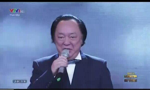 NSND Trung Kiên hát Hà Nội, niềm tin và hy vọng